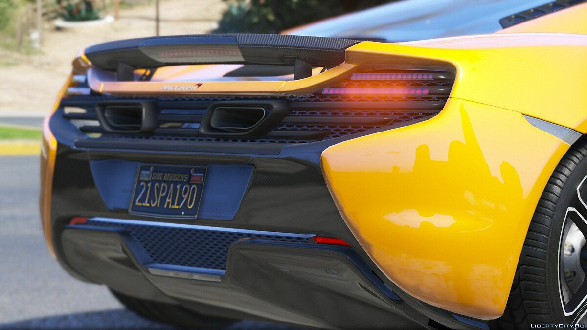 McLaren 650S Coupe [HQ | Replace] 3.5.1 для GTA 5 - скриншот #5