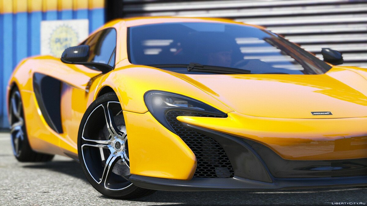 McLaren 650S Coupe [HQ | Replace] 3.5.1 для GTA 5 - скриншот #3