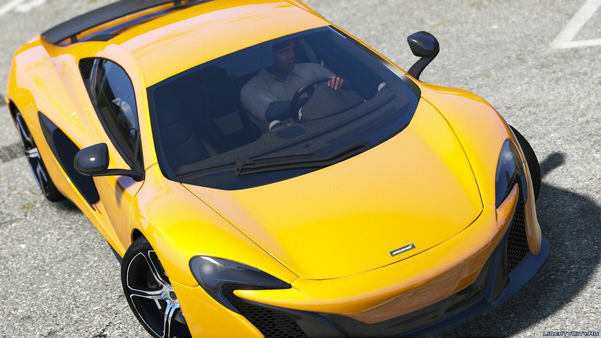 McLaren 650S Coupe [HQ | Replace] 3.5.1 для GTA 5 - скриншот #7