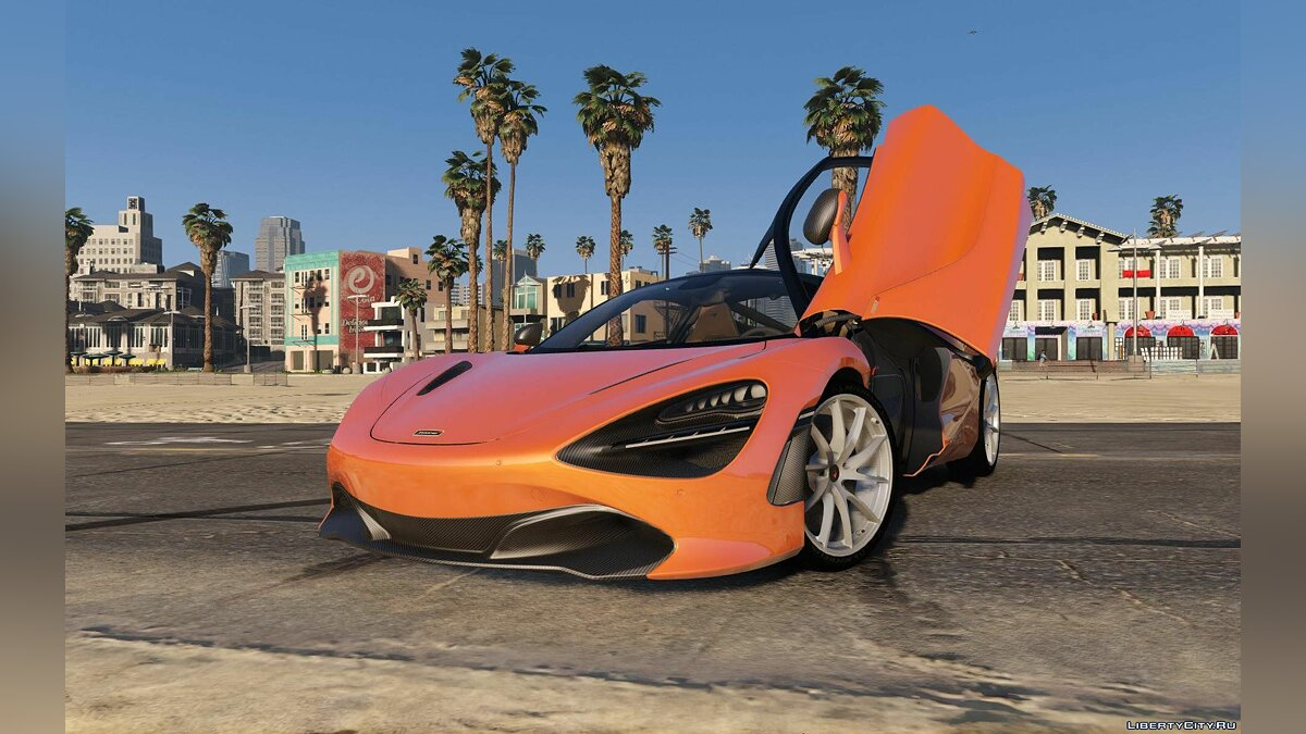 2017 McLaren 720S [Add-On | Tuning | HQ] 1.0 для GTA 5