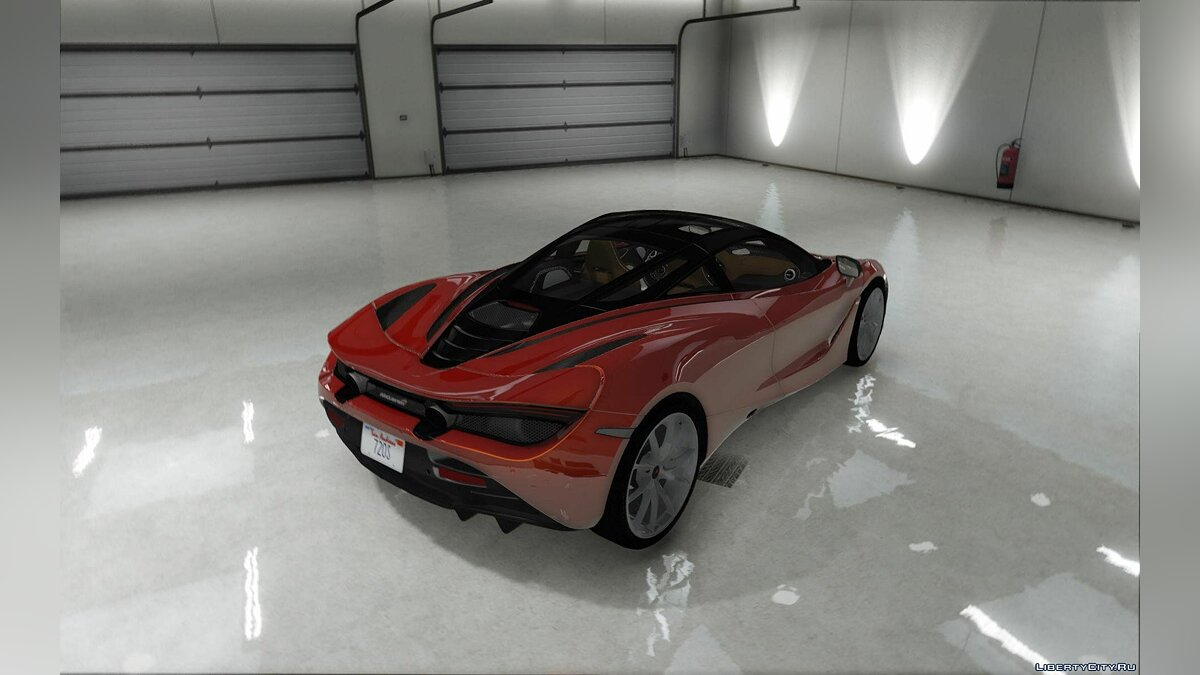 2017 McLaren 720S [Add-On | Tuning | HQ] 1.0 для GTA 5 - скриншот #5