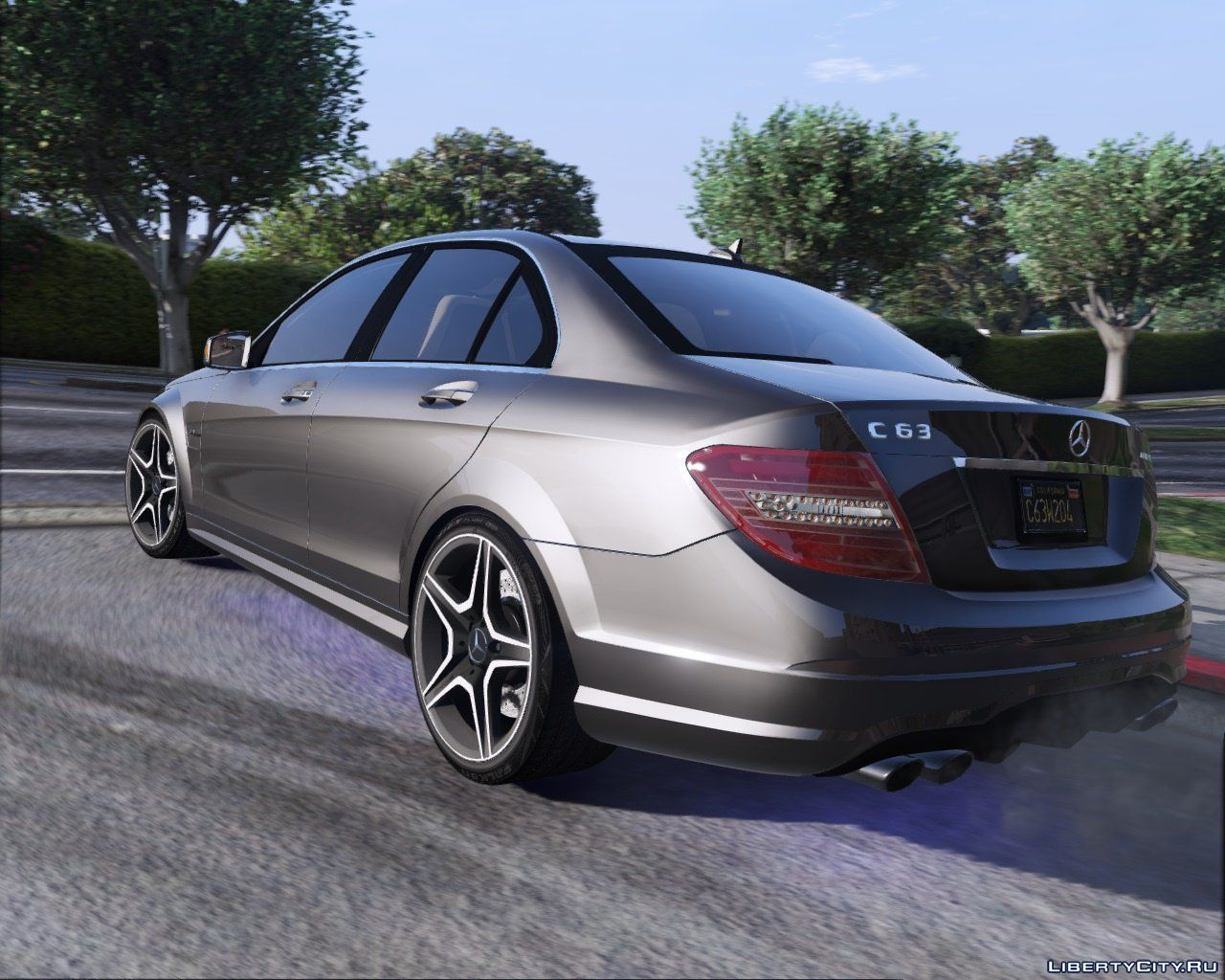 2014 mercedes benz c63 amg w204 add on replace tuning for Mercedes benz c63 amg 2014