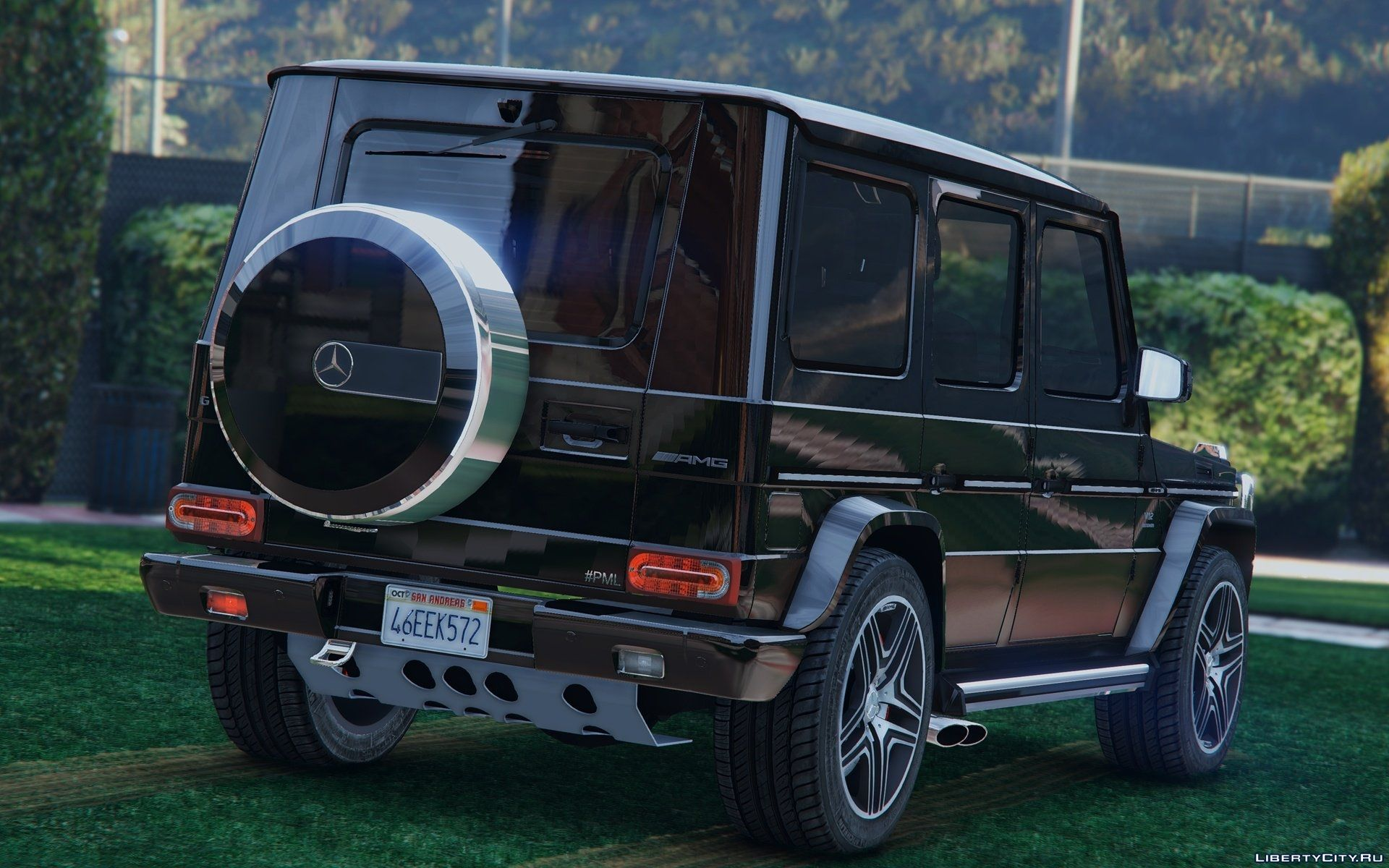 Mercedes benz g65 amg add on replace 2 0 gta 5 for Mercedes benz add