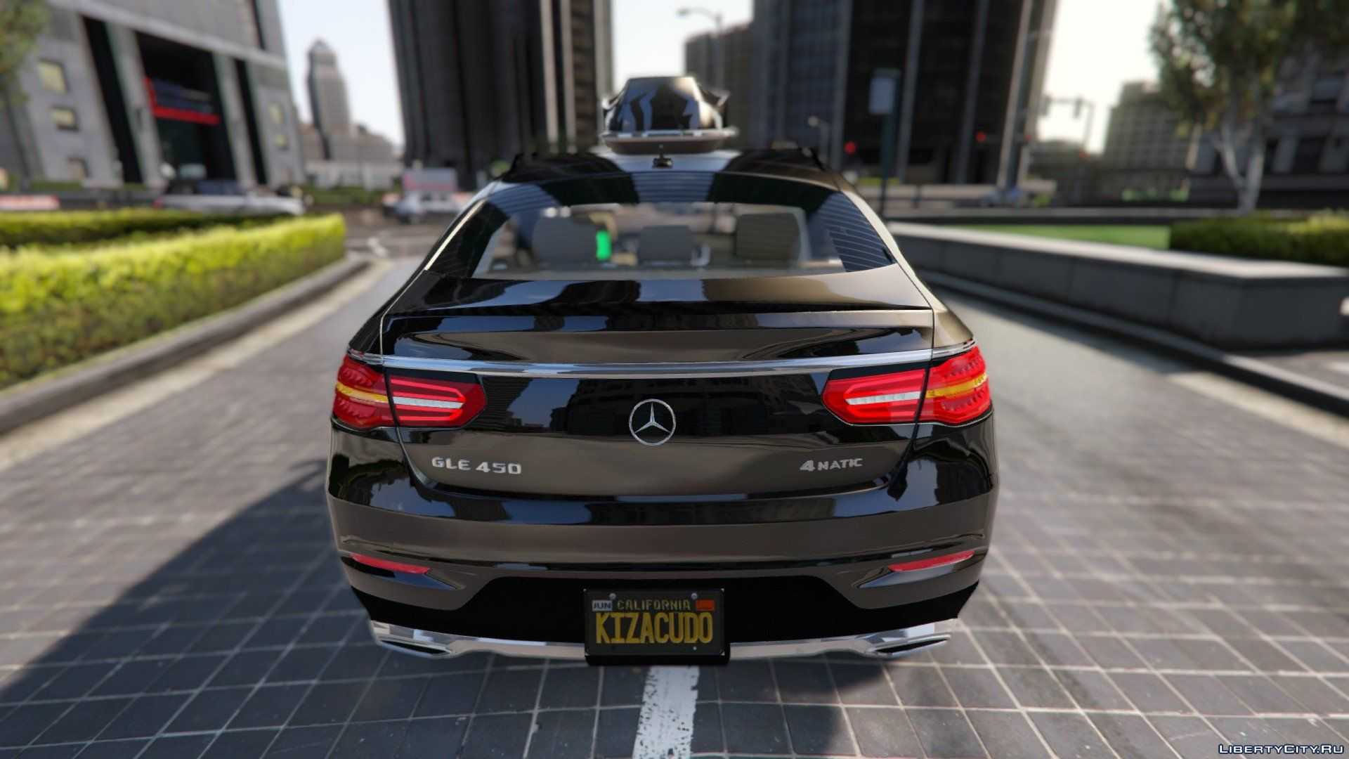Mercedes benz gle 450 4matic add on gta 5 for Mercedes benz add