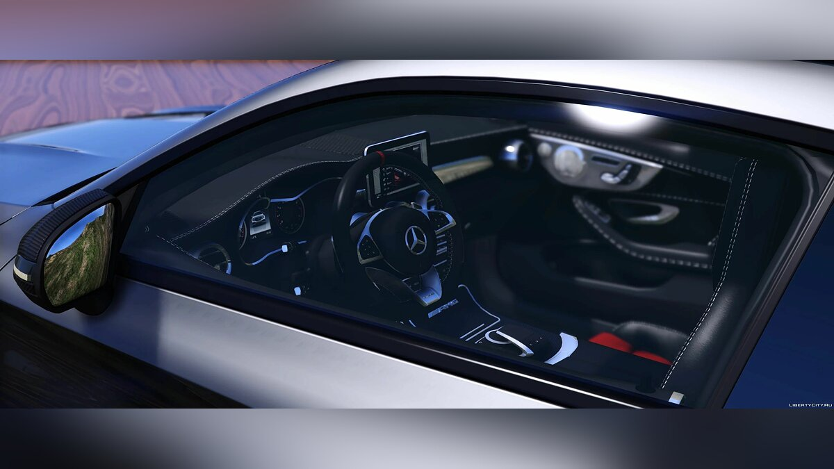 Машина Mercedes-Benz 2017 Mercedes Benz C63S AMG Coupe [Add-On | Tuning | Template] 1.1 для GTA 5