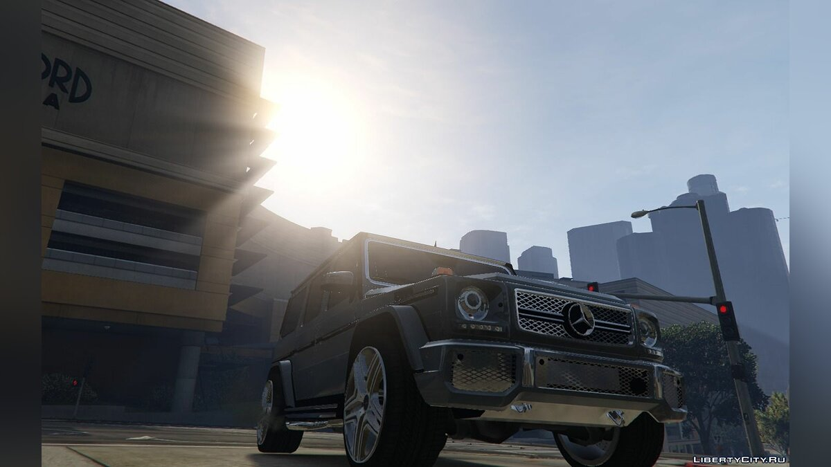Mercedes-Benz G65 AMG 0.1 [ALPHA] для GTA 5