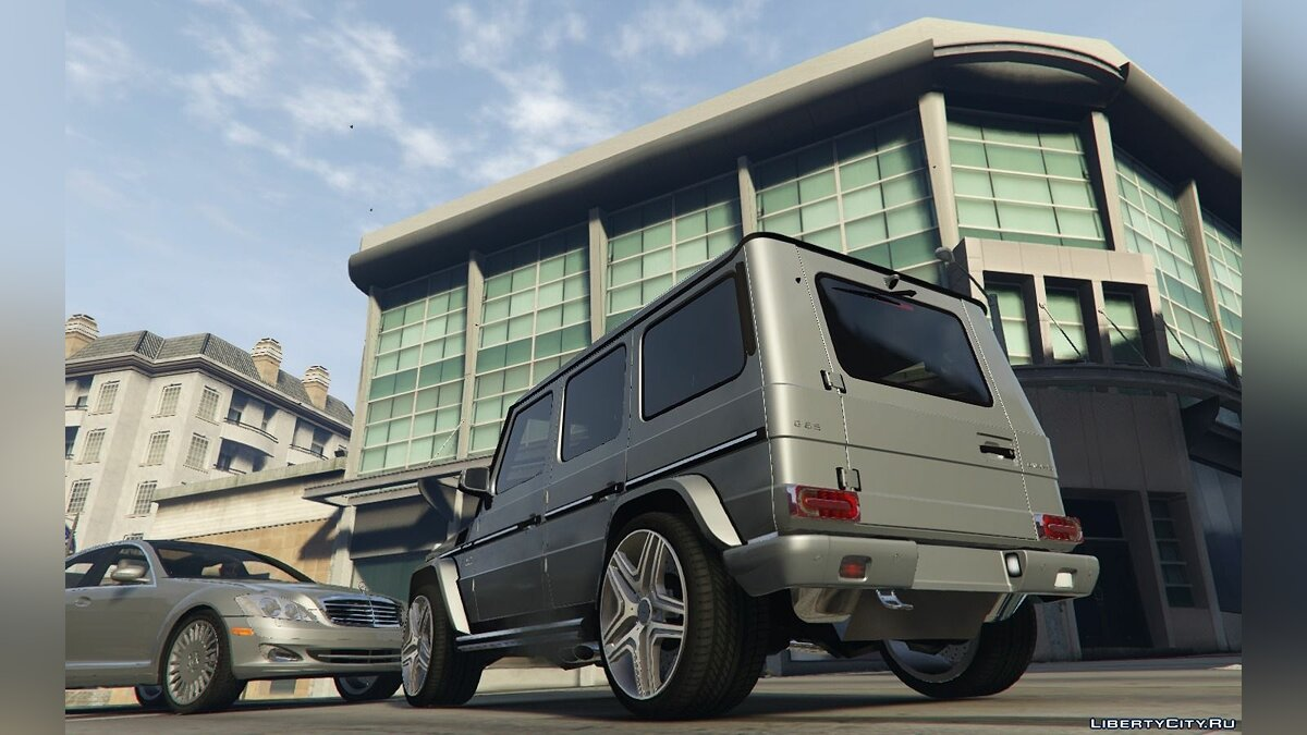 Mercedes-Benz G65 AMG 0.1 [ALPHA] для GTA 5 - скриншот #2