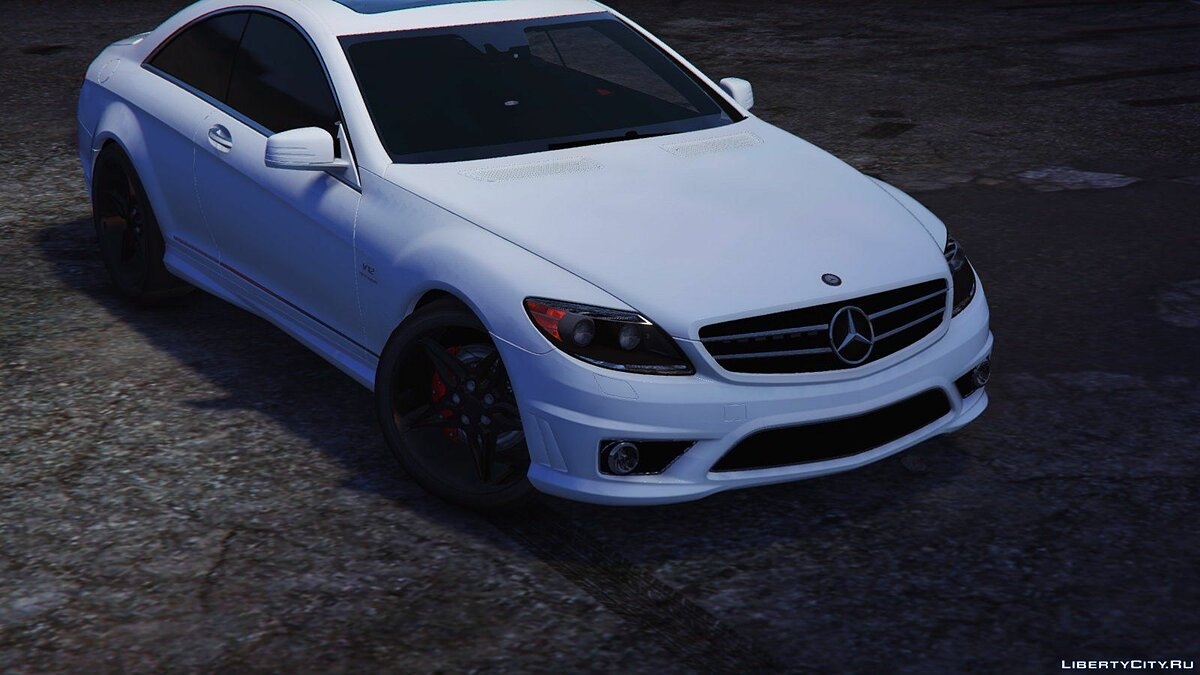 2010 Mercedes-Benz CL65 AMG [Add-On / Replace | Tuning] 1.0 для GTA 5 - Картинка #2