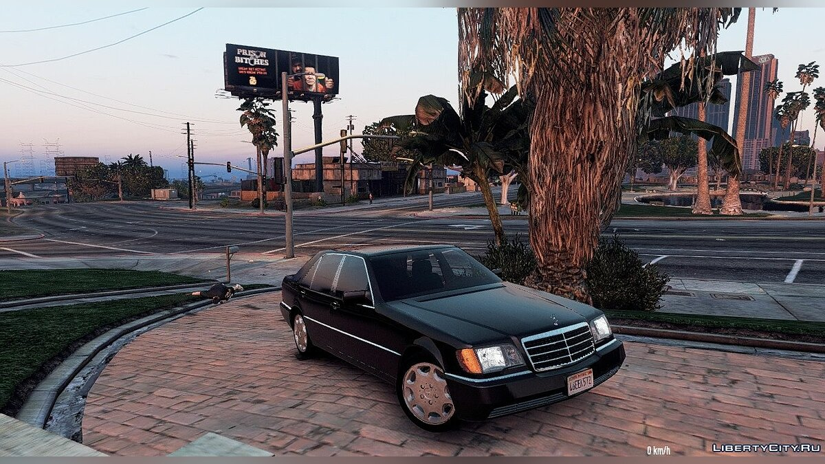 Mercedes-Benz 600 SEL W140 [Add-On / Replace] 2.0 для GTA 5