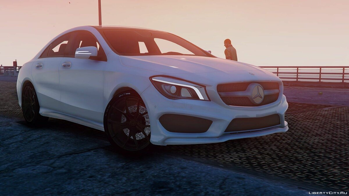 Mercedes-Benz CLA 250 v2.0 для GTA 5 - скриншот #6