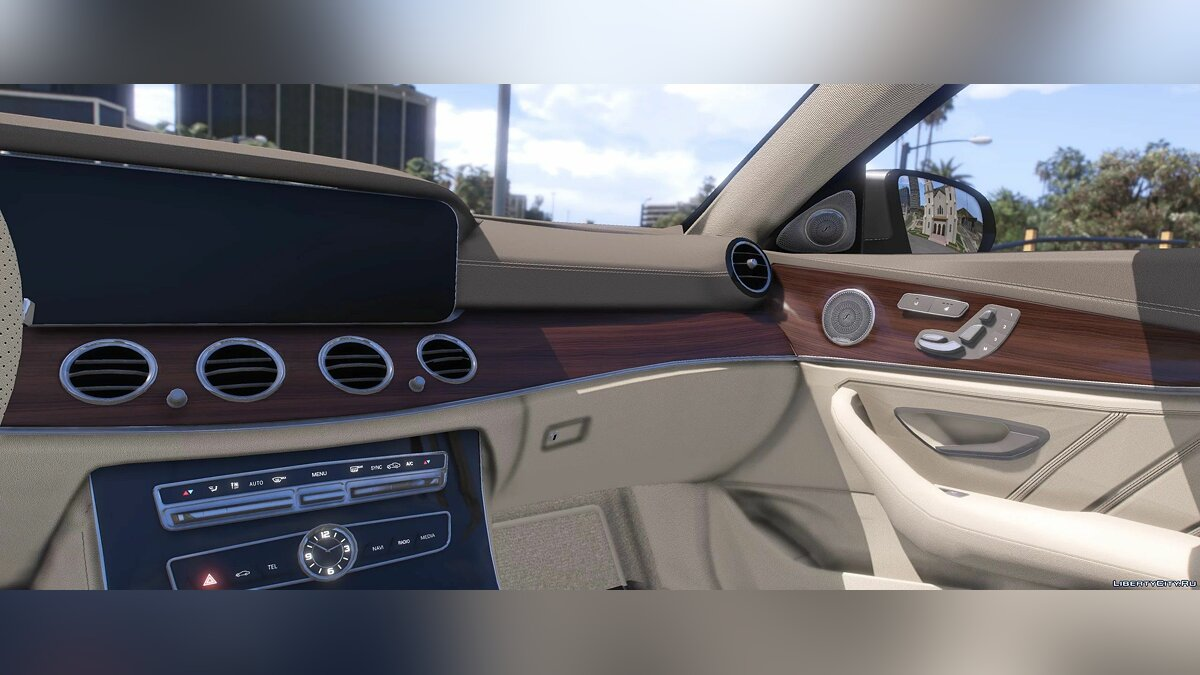 Машина Mercedes-Benz 2017 Mercedes-Benz E300 4matic (W213) [Add-On | Replace] 1.0 для GTA 5