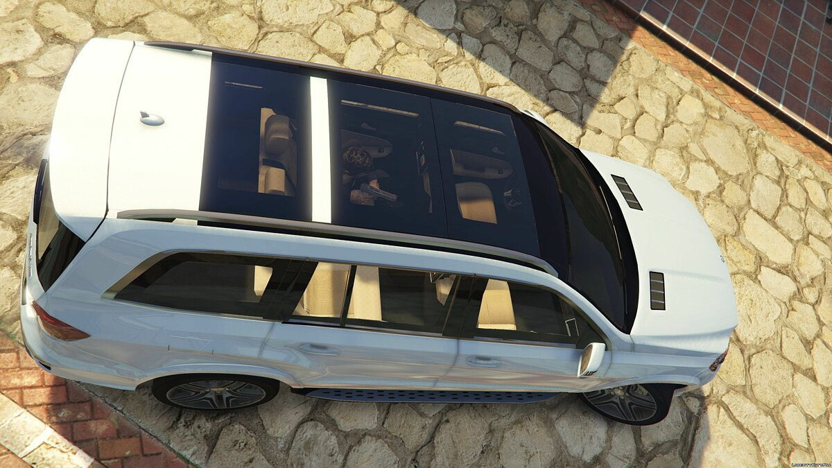 Mercedes-Benz GL63 AMG (Add-on / Replace) v1.1 для GTA 5 - Картинка #6