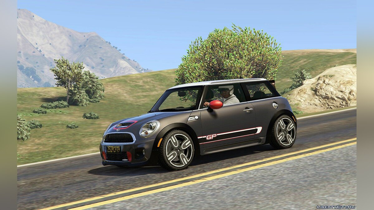 Машина Mini Mini JCW F56/R56 GP (2in1) [Add-On | Tuning | Livery] 1.3 для GTA 5
