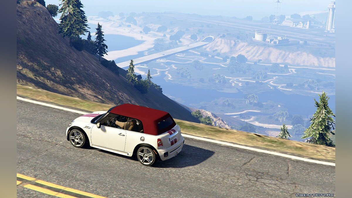 ��ашина Mini Mini JCW R57 Convertible (2in1) [Add-On | Tuning | Livery] 1.5 для GTA 5