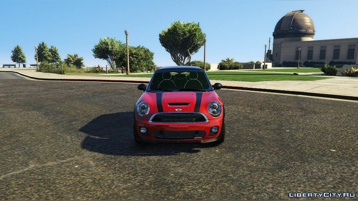 Машина Mini 2009 Mini John Cooper Works [BETA] 0.1 для GTA 5