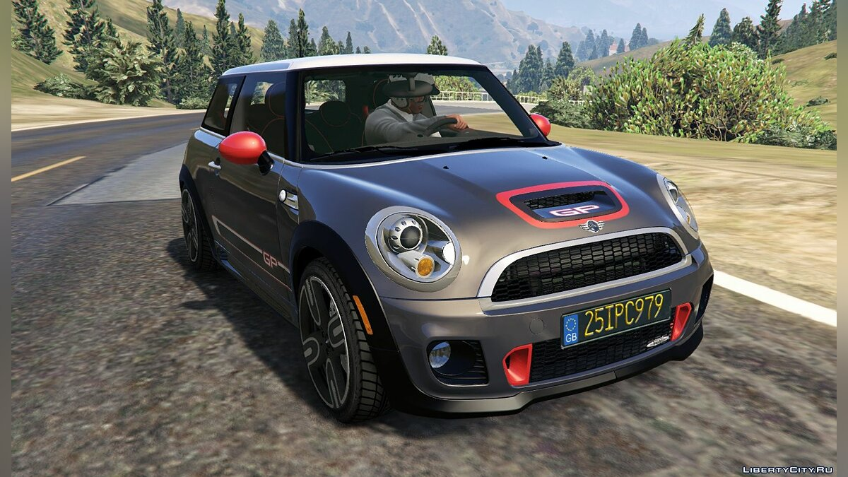Mini JCW F56/R56 GP (2in1) [Add-On | Tuning | Livery] 1.2 для GTA 5 - скриншот #3