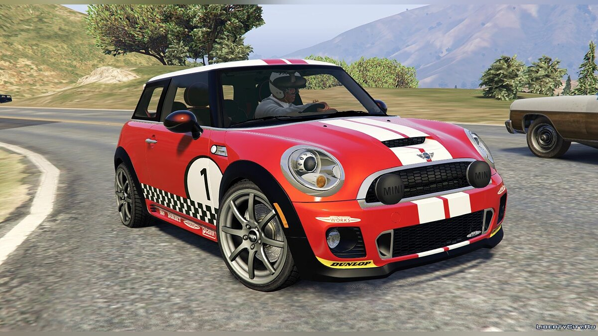 Mini JCW F56/R56 GP (2in1) [Add-On | Tuning | Livery] 1.2 для GTA 5