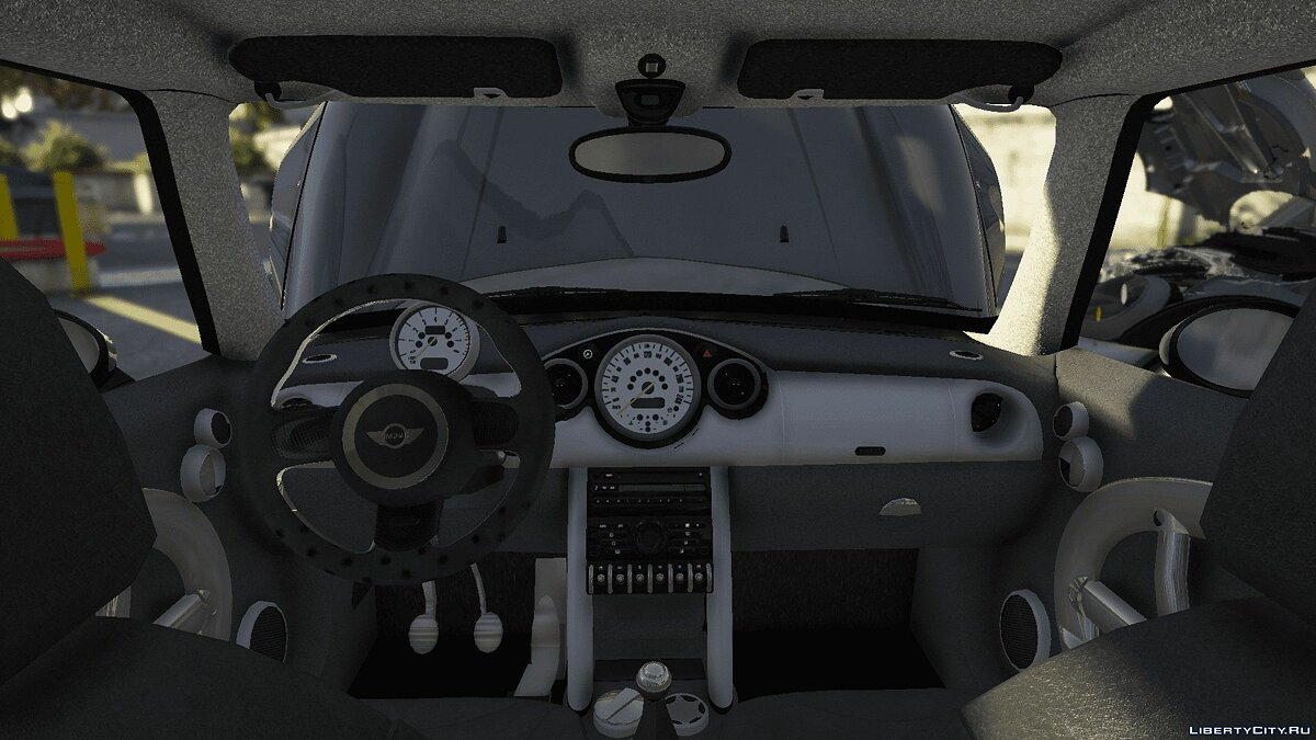 Машина Mini Mini Cooper S R53 [Add-On Tuning] 0.1 для GTA 5