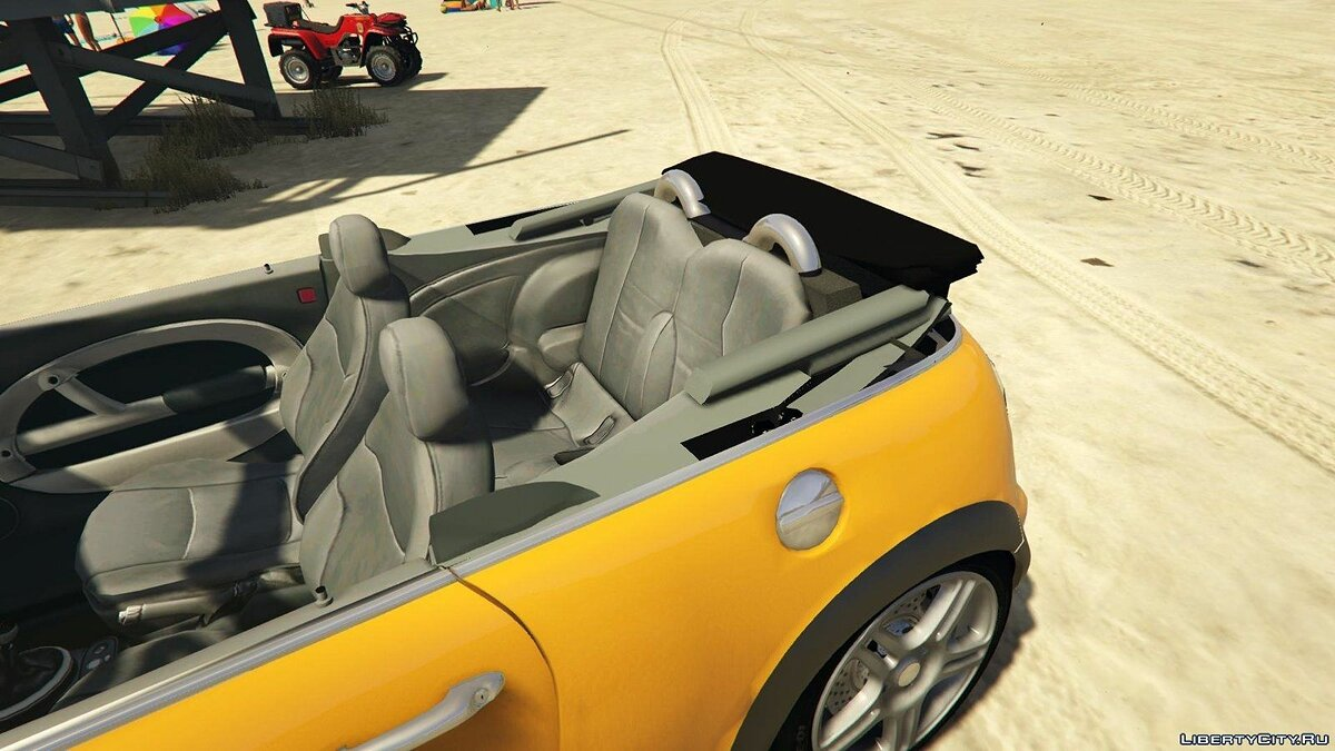 Mini Cooper S Convertible BETA 0.1 для GTA 5 - скриншот #6