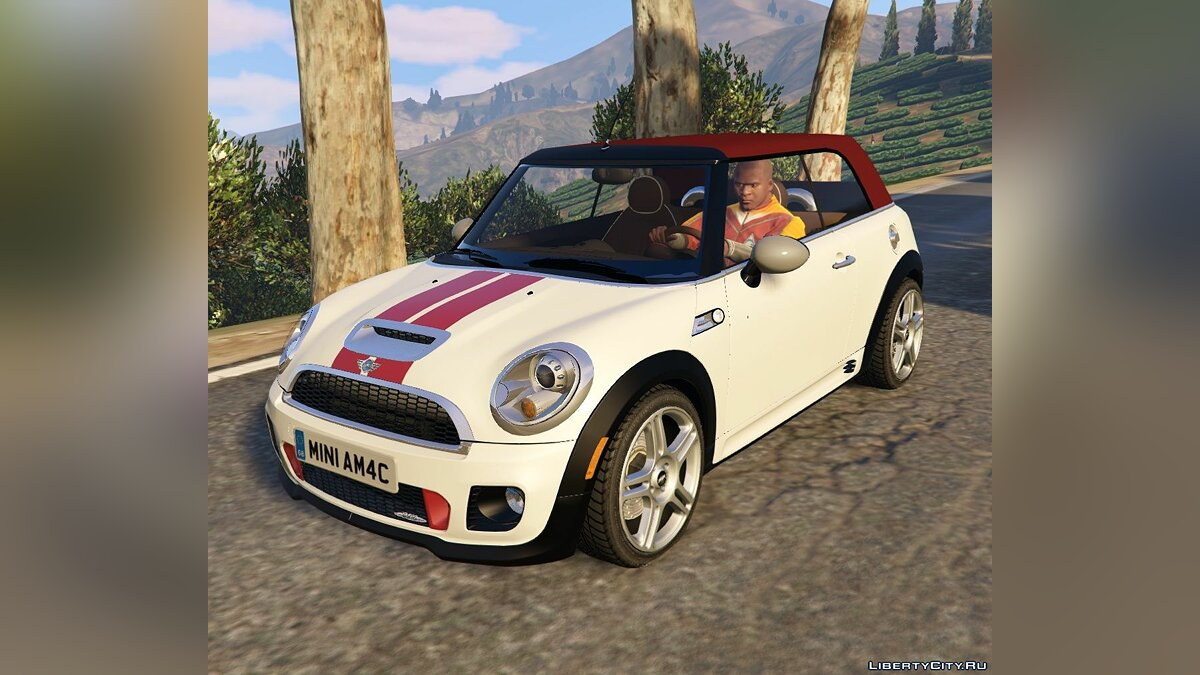 Mini JCW R57 Cabrio [Add-On | Tuning | Livery] 1.1 для GTA 5