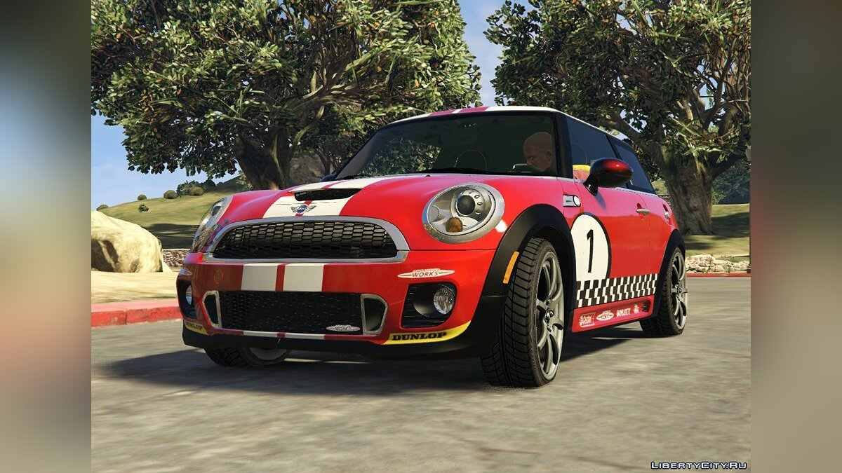Mini JCW F56/R56 GP [Add-On | Tuning | Livery] 1.0 для GTA 5 - скриншот #4