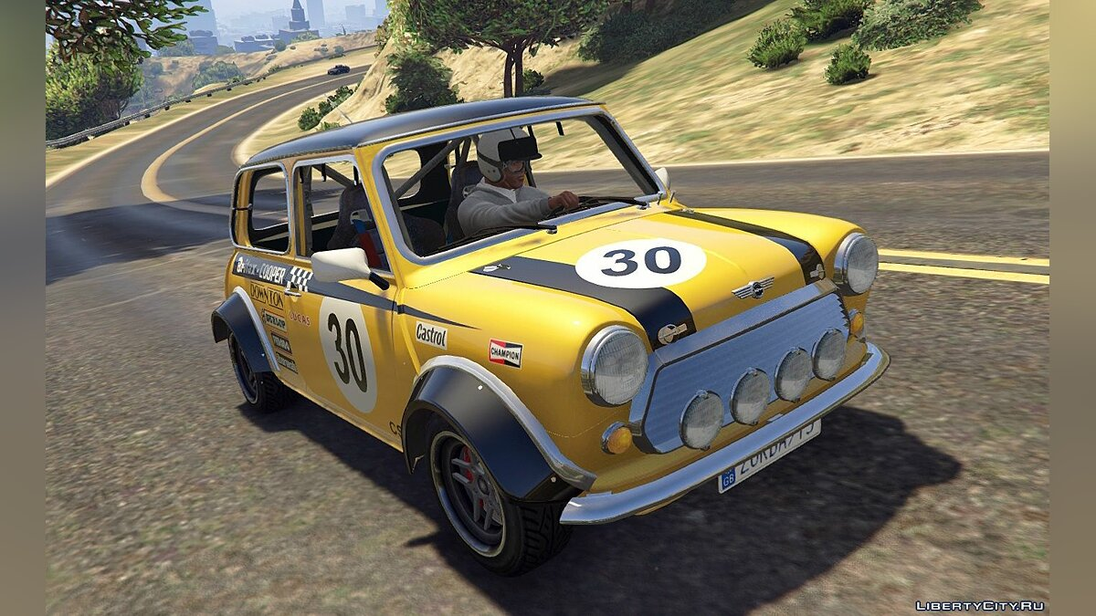 Mini Cooper S Mk2/Mk7 Miglia [Add-On | Tuning | Livery] 1.6 для GTA 5