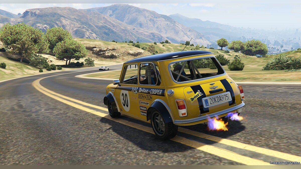 Mini Cooper S Mk2/Mk7 Miglia [Add-On | Tuning | Livery] 1.6 для GTA 5 - скриншот #4