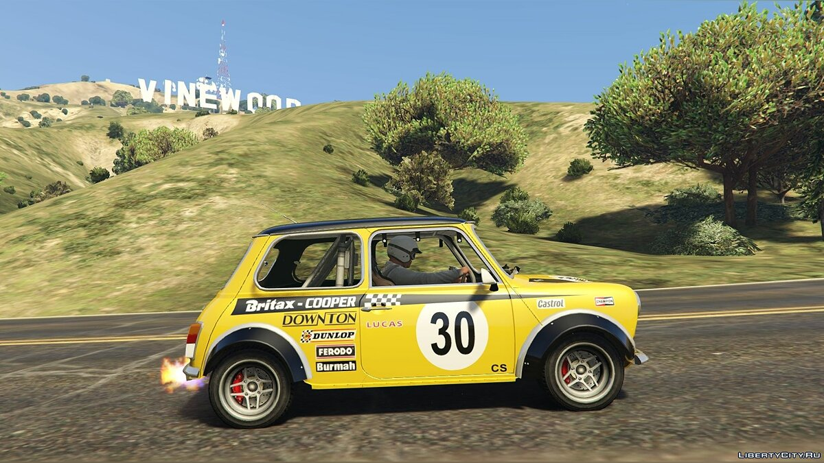 Mini Cooper S Mk2/Mk7 Miglia [Add-On | Tuning | Livery] 1.6 для GTA 5 - скриншот #2