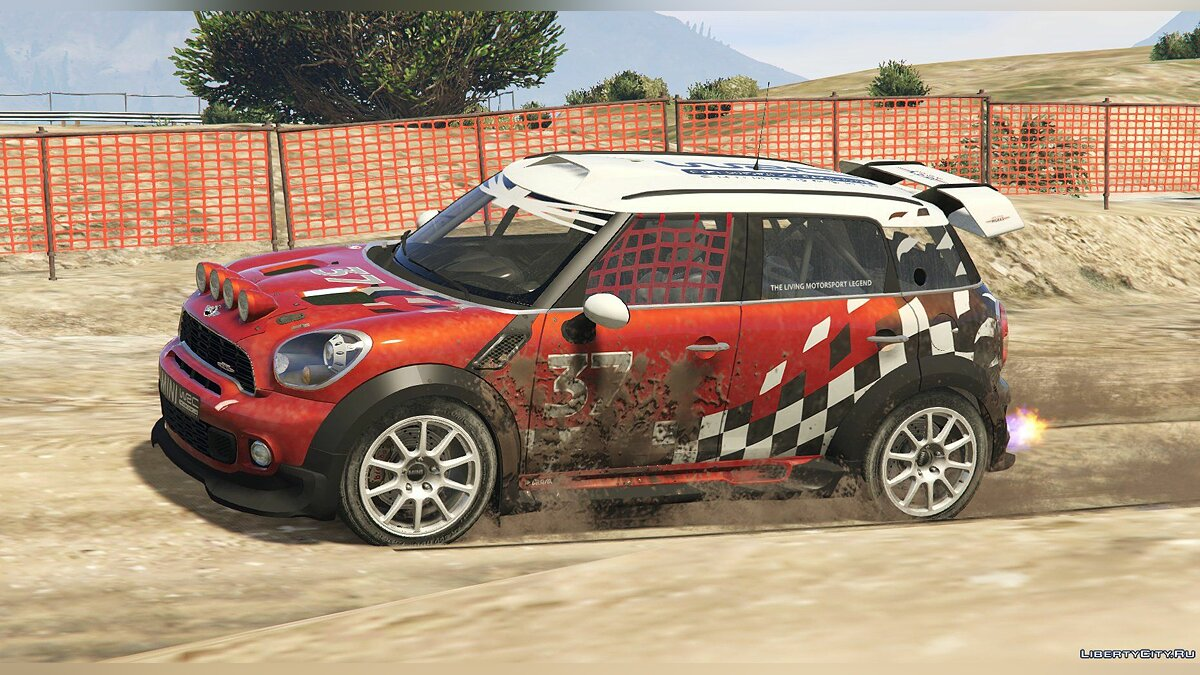 ��ашина Mini Mini R60 Countryman (3in1) [Add-On / Replace | Tuning | Livery] 1.4 для GTA 5