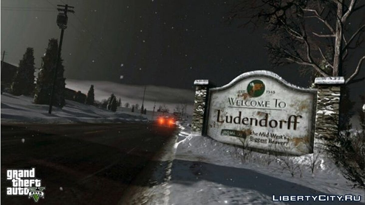 North Yankton Teleport Mod для GTA 5