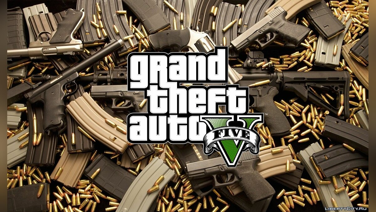 Gun Sounds Overhaul для GTA 5