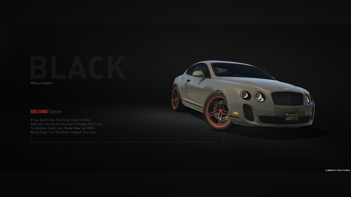 Vossen B-Rims Pack для GTA 5 - скриншот #6