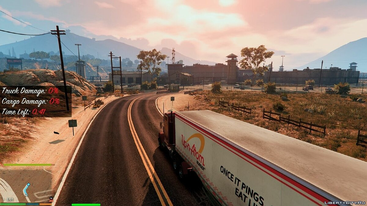Custom Trucking Missions Pack 1.1 для GTA 5 - скриншот #2