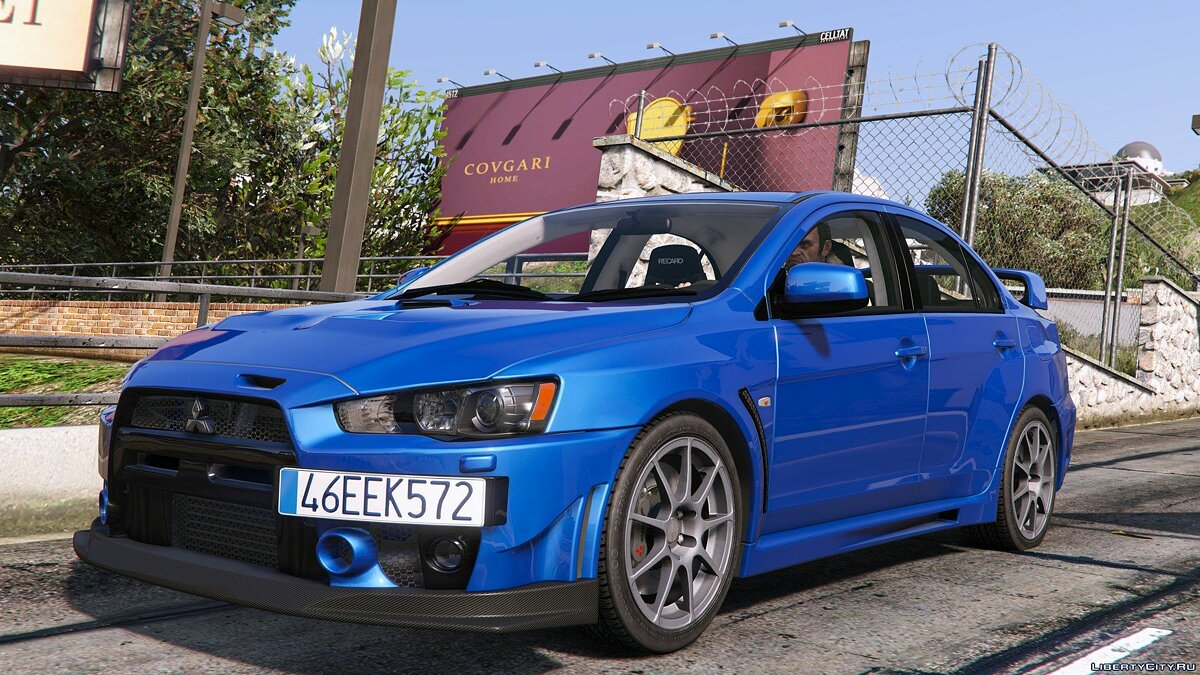 Mitsubishi Lancer Evolution X FQ-400 [Add-On | OIV | Tuning] 1.0 для GTA 5