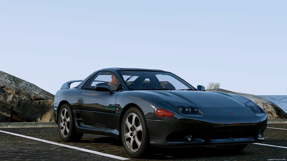 1997 Mitsubishi GTO [Add-On] 1.0 для GTA 5