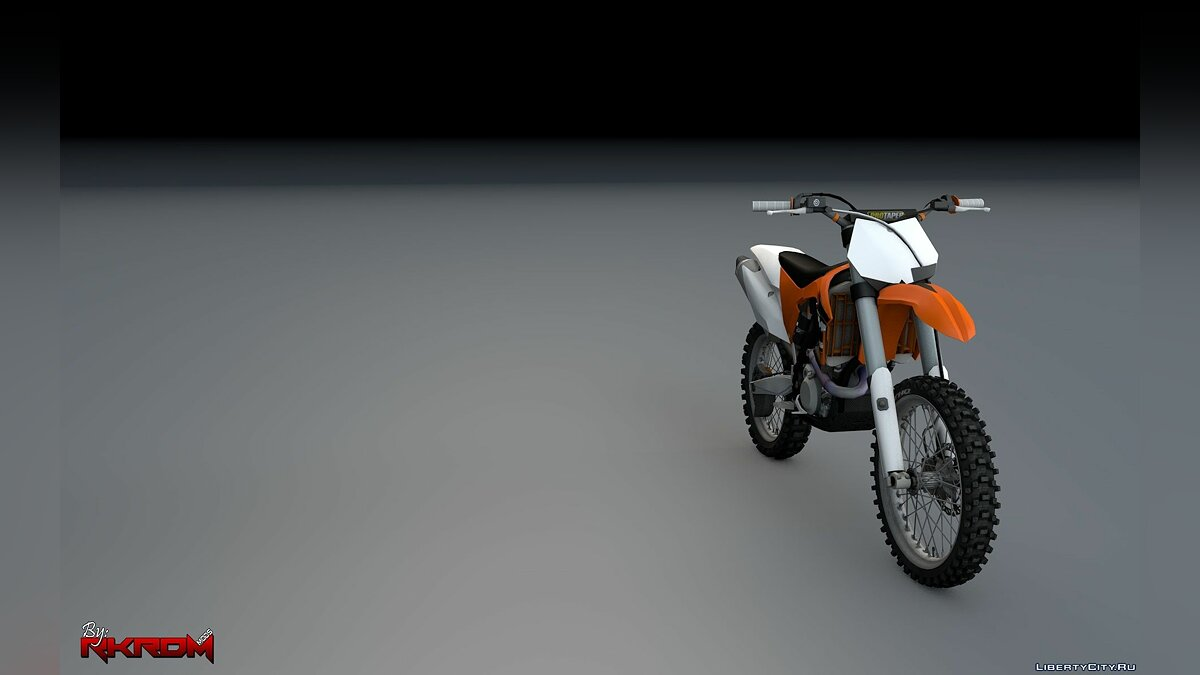 2011 KTM 450 SX-F [Add-On] для GTA 5 - скриншот #2