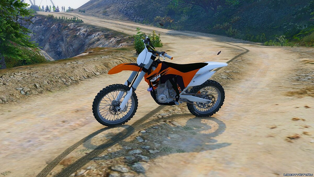 2011 KTM 450 SX-F [Add-On] для GTA 5 - скриншот #3