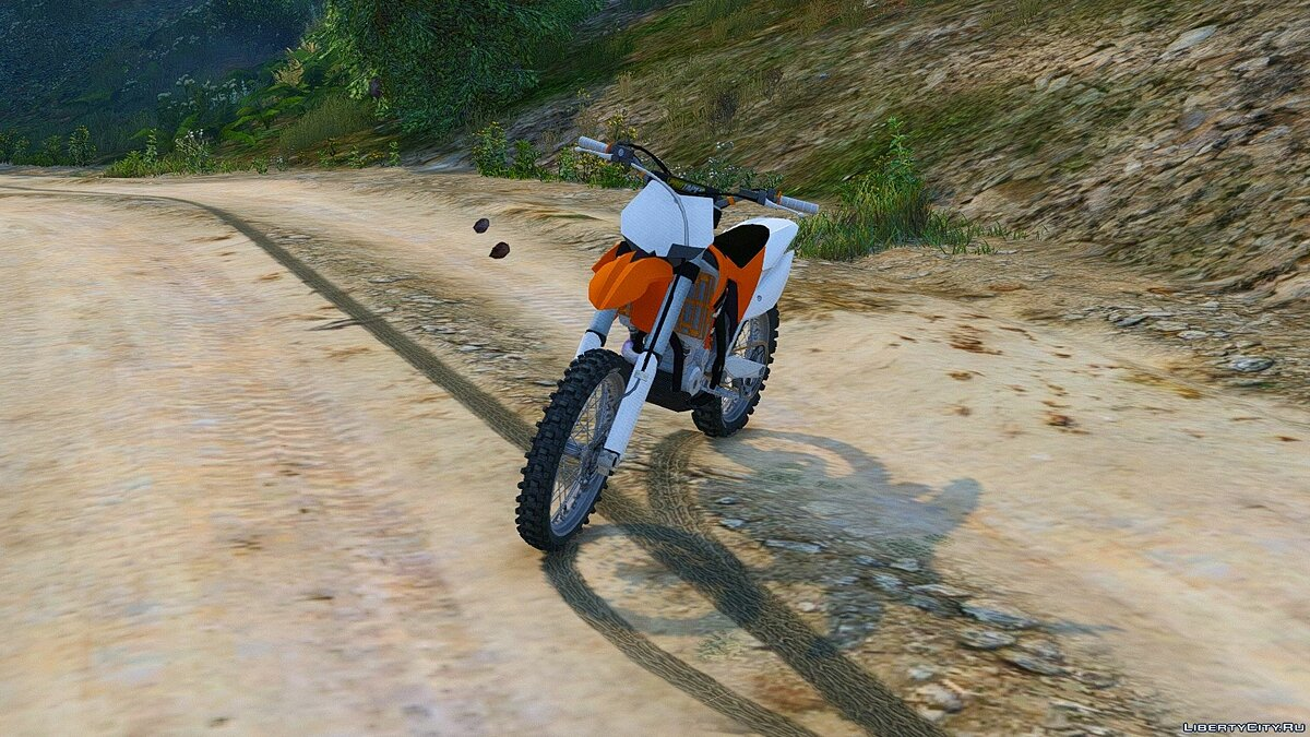 2011 KTM 450 SX-F [Add-On] для GTA 5 - скриншот #4