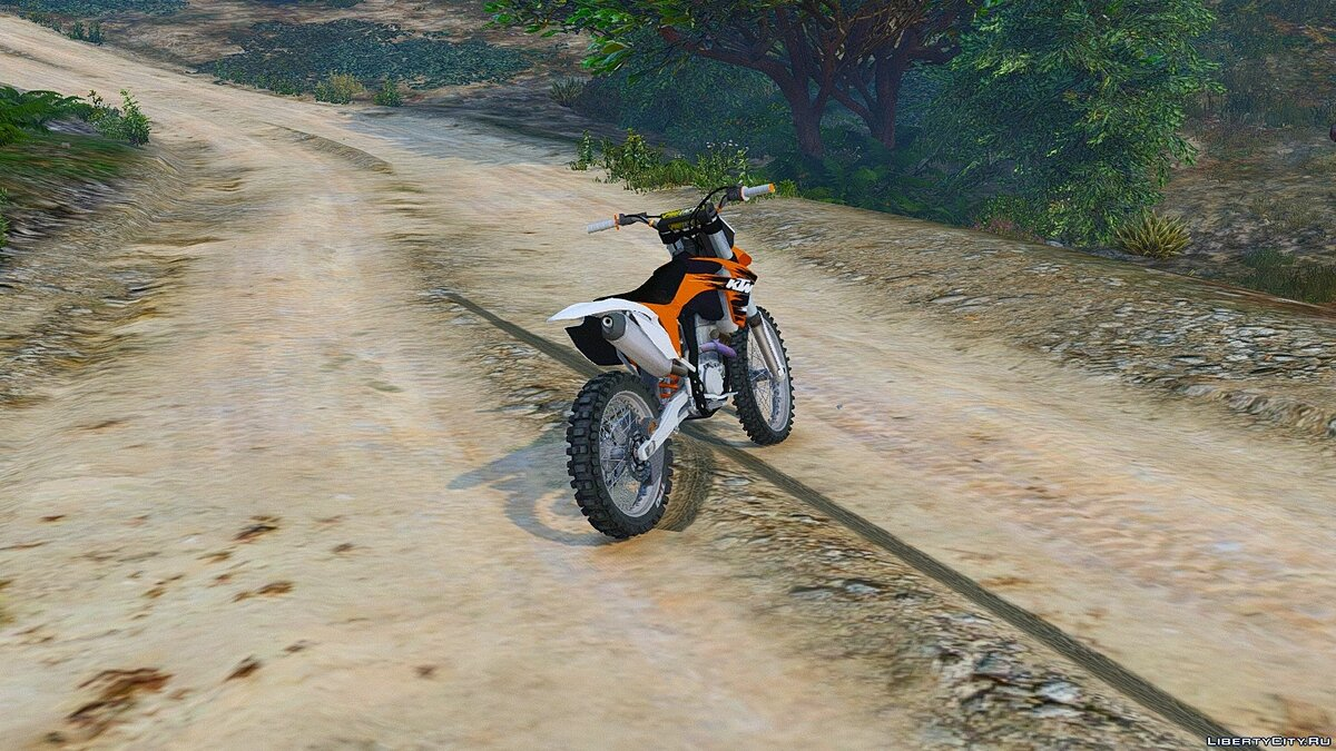 2011 KTM 450 SX-F [Add-On] для GTA 5 - скриншот #5