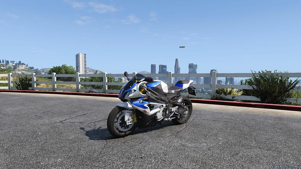 BMW S1000 RR 2014 [Add-On | Tunable] 1.1 для GTA 5