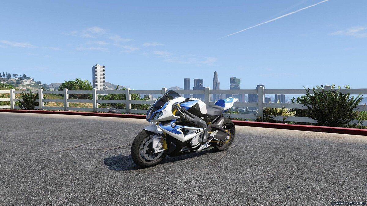 BMW S1000 RR 2014 [Add-On | Tunable] 1.1 для GTA 5 - скриншот #2