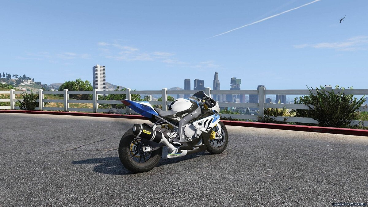 BMW S1000 RR 2014 [Add-On | Tunable] 1.1 для GTA 5 - скриншот #3