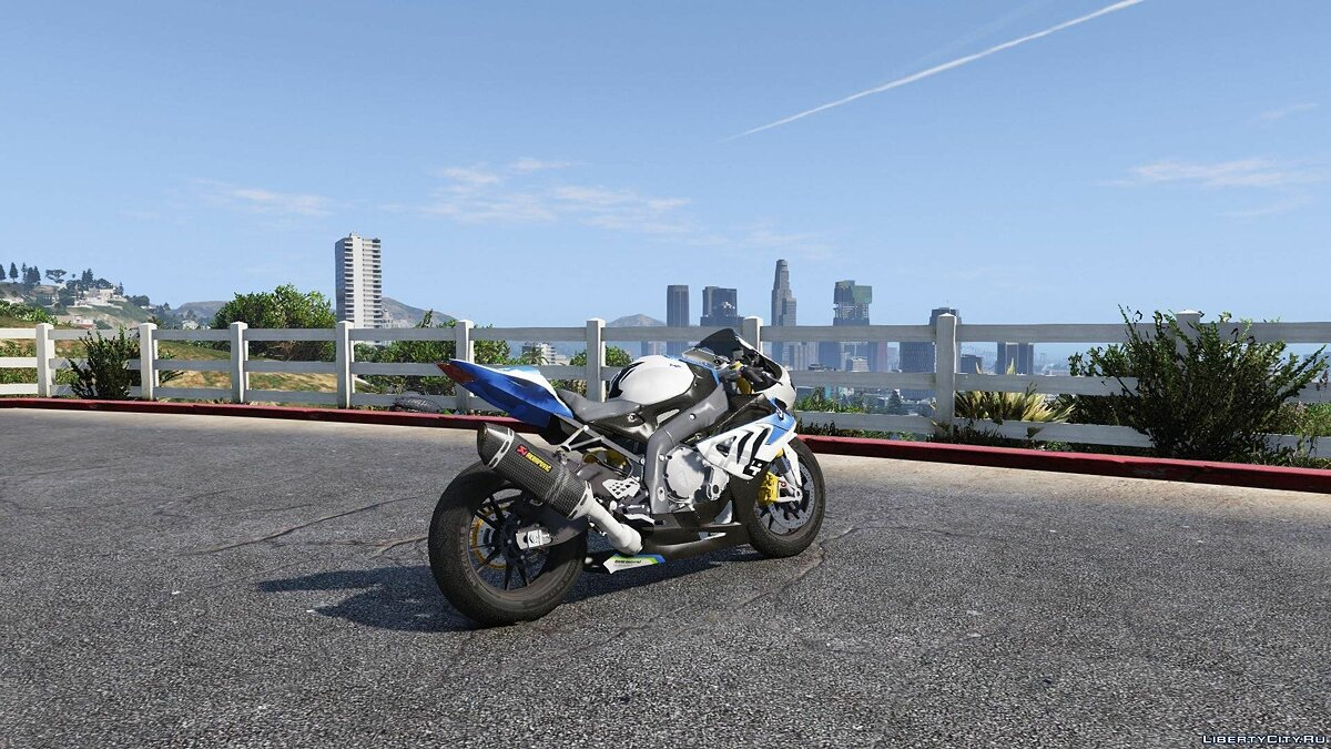 BMW S1000 RR 2014 [Add-On | Tunable] 1.1 для GTA 5 - скриншот #4