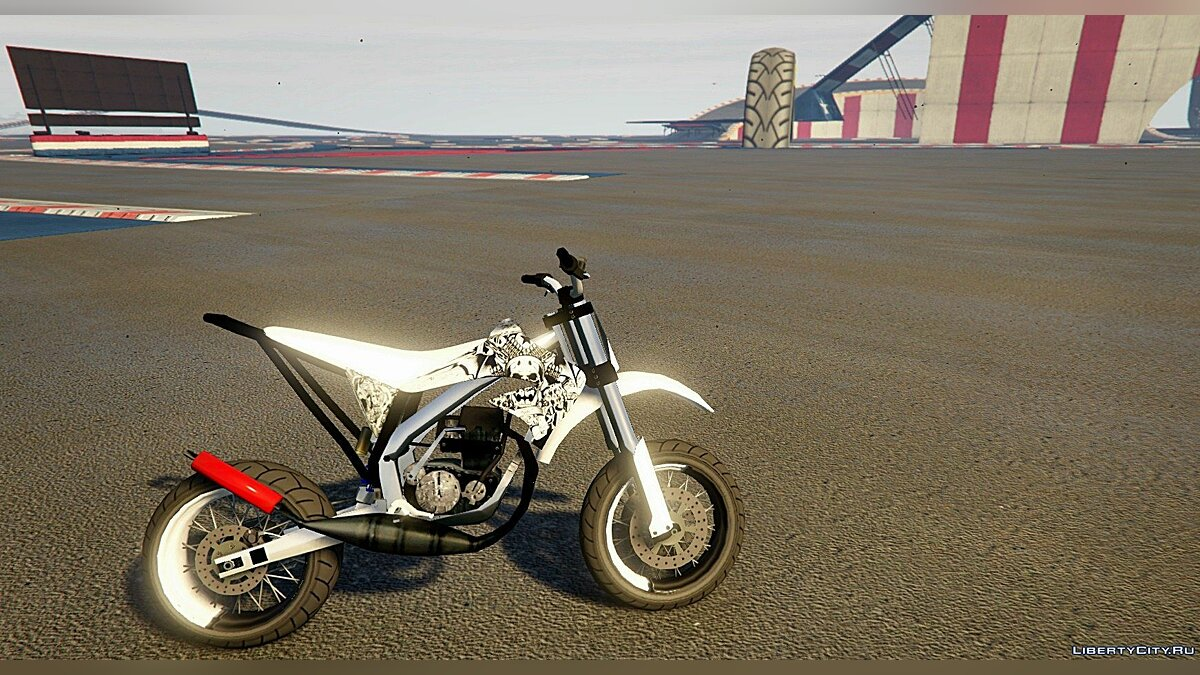 ��отоцикл Honda 50 Tuned [ Addon / Replace ] 1.0 для GTA 5