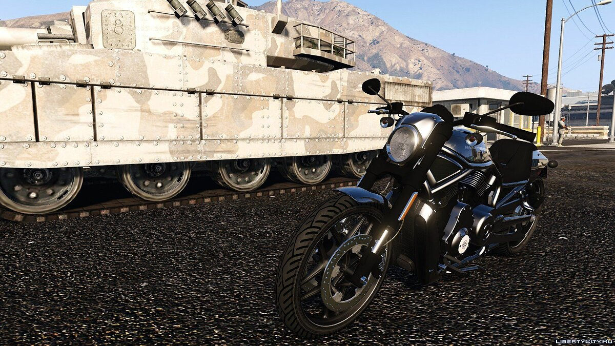 2013 Harley-Davidson V-Rod Night Rod Special [Add-on/ Template] 1.0 для GTA 5 - скриншот #2