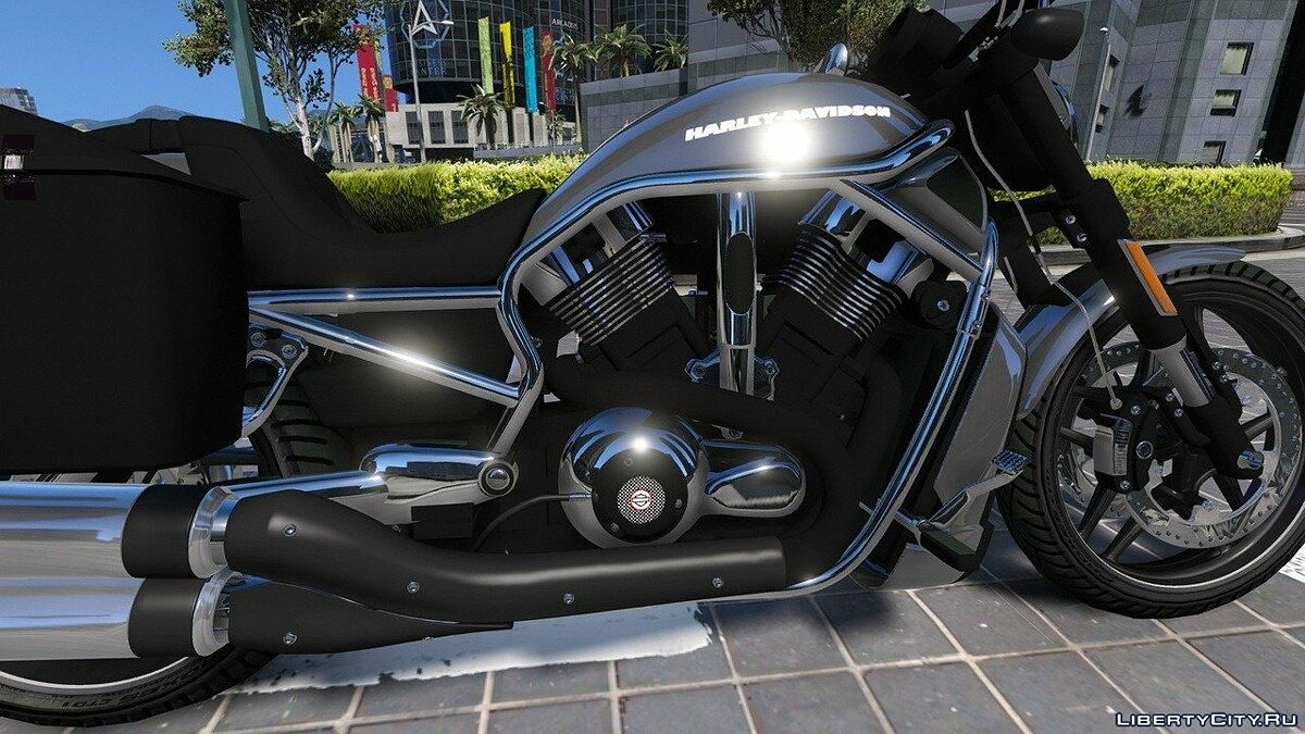 2013 Harley-Davidson V-Rod Night Rod Special [Add-on/ Template] 1.0 для GTA 5 - скриншот #6