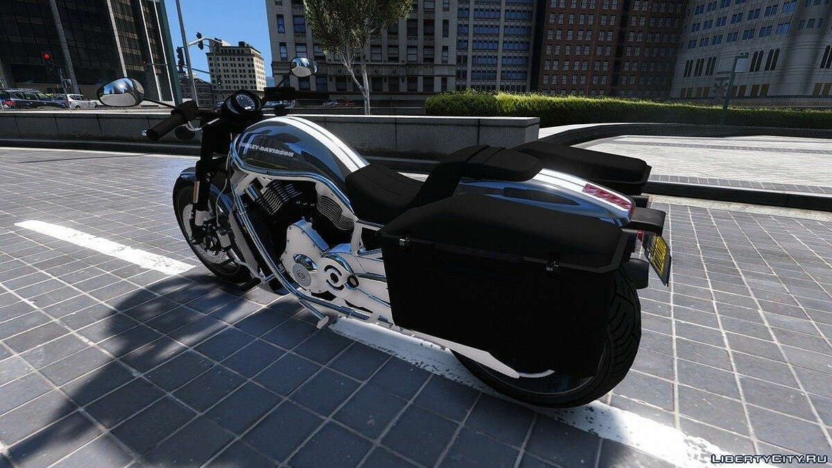 2013 Harley-Davidson V-Rod Night Rod Special [Add-on/ Template] 1.0 для GTA 5 - скриншот #7