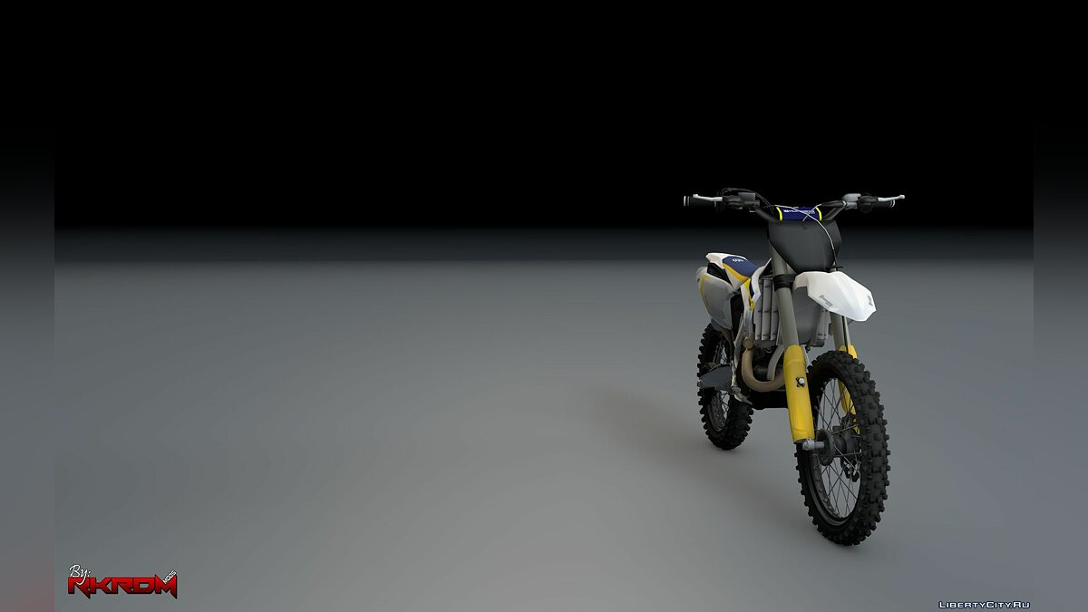 2015 Husqvarna FC 250 [Add-On] для GTA 5 - скриншот #2