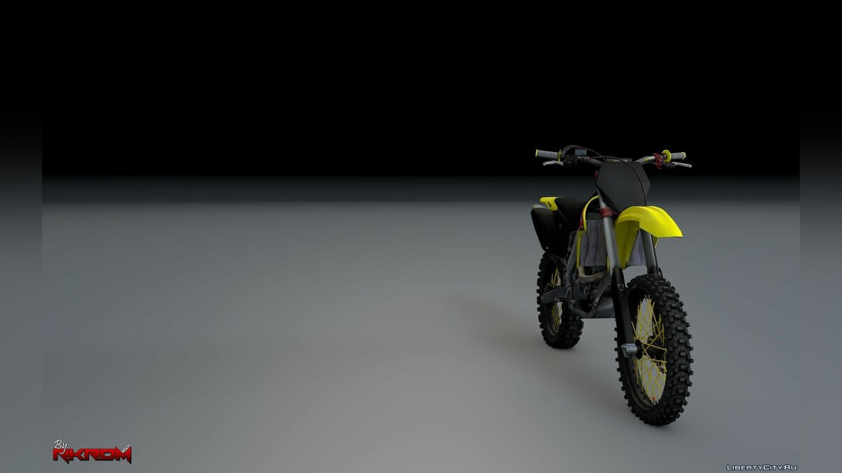 Suzuki RMZ 250 4 Stroke with Liveries [Add-On] для GTA 5 - скриншот #2