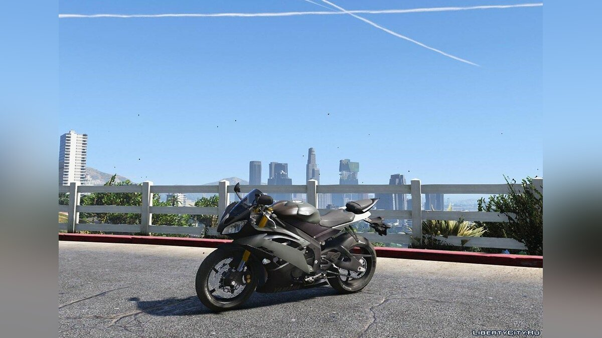 Yamaha YZF R6 2015 [Add-On / Tunable] 1.0 для GTA 5 - скриншот #3